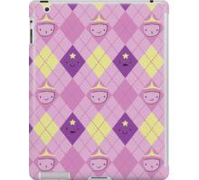 Argyle Time! (Princess Edition) iPad Case/Skin