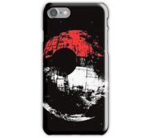 Death Star Pokeball iPhone Case/Skin