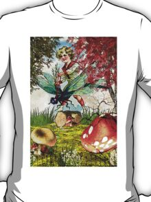 DRAGONFLY FLIGHT T-Shirt