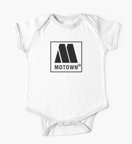 motown One Piece - Short Sleeve