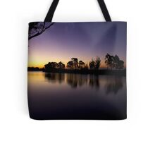 Sardine Flat on the Tambo River Tote Bag