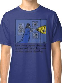 Conscientious Projector Classic T-Shirt