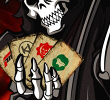 Dealer Gaming Sticker