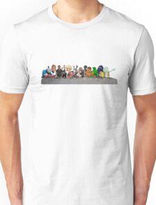 Harambe's Last Supper Unisex T-Shirt