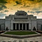 Cardston Alberta Temple 2 by Teresa Zieba