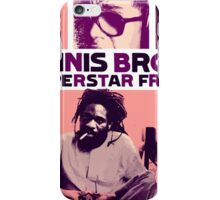 DENNIS BROWN SUPERSTAR FRIENDS iPhone Case/Skin