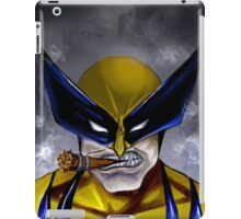Logan Headshot  iPad Case/Skin