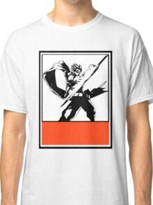 Srider Hiryu Obey Design Classic T-Shirt