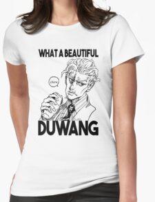Duwang Womens Fitted T-Shirt