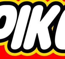 Pike Lego Sticker