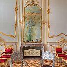 Inside decoration III (Esterházy Palace) by zumi