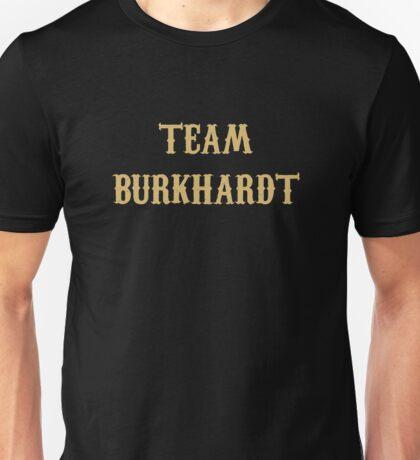 Team Burkhardt Unisex T-Shirt