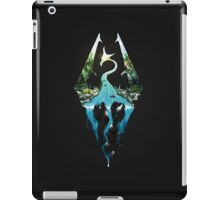 Skyrim Symbol EPIC iPad Case/Skin