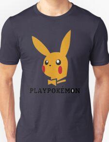 Playboy-Pokemon Unisex T-Shirt
