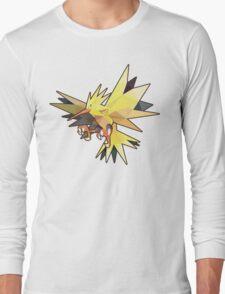 Zap Cannon Long Sleeve T-Shirt