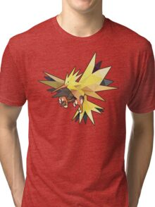 Zap Cannon Tri-blend T-Shirt