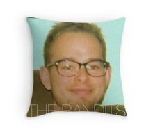THE BANDITS PILLOW Throw Pillow