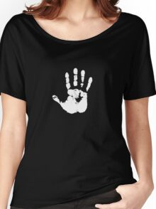 White Hand of Saruman Women's Relaxed Fit T-Shirt