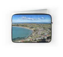 Stanley Tasmania From The Chairlift Laptop Sleeve