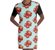 Dahlia 2016 Graphic T-Shirt Dress
