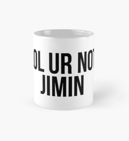 BTS/Bangtan Boys LOL UR NOT JIMIN Mug