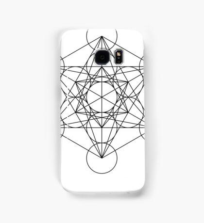 Metatron's Cube | Sacred Geometry Samsung Galaxy Case/Skin
