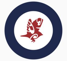 Silvereye Air Force Roundel Kids Clothes