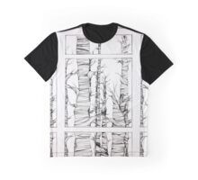 Line Forest  Graphic T-Shirt