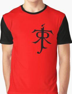 J.R.R. Tolkien Monogram Graphic T-Shirt