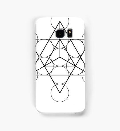 Star of David | Sacred Geometry Samsung Galaxy Case/Skin
