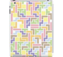 Back To The Old Us (Tetris) iPad Case/Skin