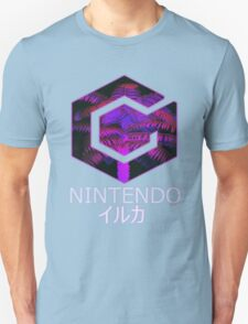 GAMECUBE PINK GLOW Unisex T-Shirt