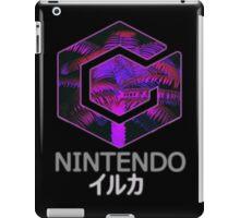 GAMECUBE PINK GLOW iPad Case/Skin