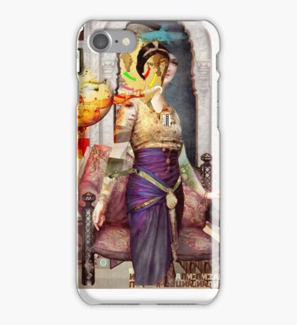Venus Chair. iPhone Case/Skin