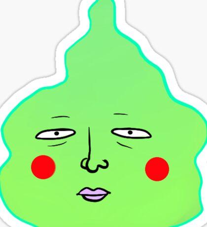dimple Sticker