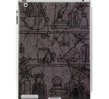 Professor's Secret Shelf iPad Case/Skin