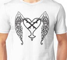Heartless Tattoo Unisex T-Shirt
