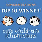 Top Ten Challenge Banner (for contest) by Stephanie Whitcomb