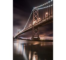 Bay Bridge Photographic Print