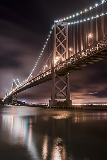 Bay Bridge by Radek Hofman