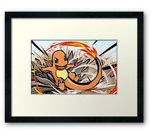 Charmander | Ember Framed Print