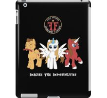 My Little Fringe Pony iPad Case/Skin