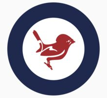 Tomtit Air Force Roundel by piedaydesigns