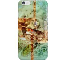 The Incidental Feathered Hat. iPhone Case/Skin