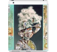 The Incidental Feathered Hat. iPad Case/Skin