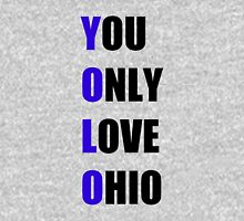 YOLO: You Only Love Ohio Unisex T-Shirt