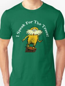 lorax environment  Unisex T-Shirt