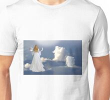 grant me a wish and I will offer you two moons... Unisex T-Shirt