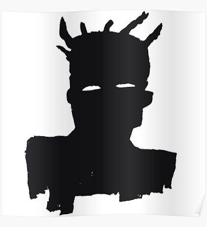 Ario_jean_michael basquiat @ Poster