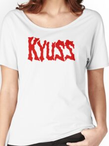 Kyuss old logo Women's Relaxed Fit T-Shirt